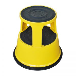 RSS2P-40 plastic rolling step stool